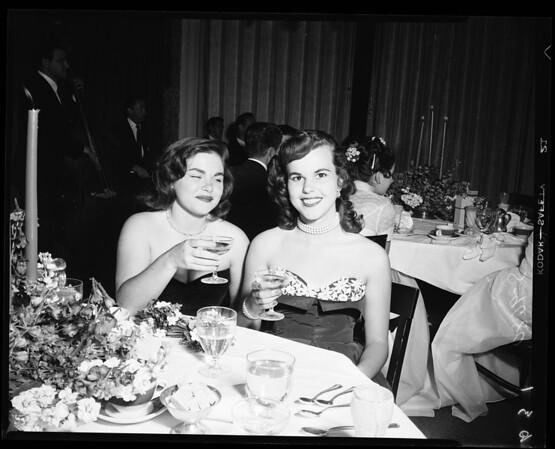 Society (Costello party), 1952