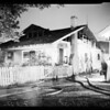 Fire on West 61st Street, 1952