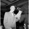Budget hearing (Los Angeles city), 1952