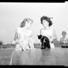 County sponsored pet show (Rosewood Park, 5600 East Harbor Street, East Los Angeles), 1952
