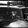 Police wind shield broken mysteriously, 1954