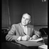 New circulation manager of Examiner, 1956