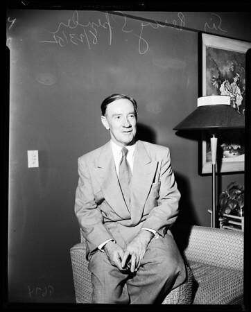 Australian Ambassador to the United States, 1952