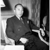 Interview (clothes to Korea), 1951