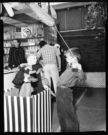 Mayfield School festival, Pasadena, 1957
