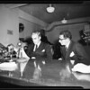 Un-American hearings (also candids), 1951