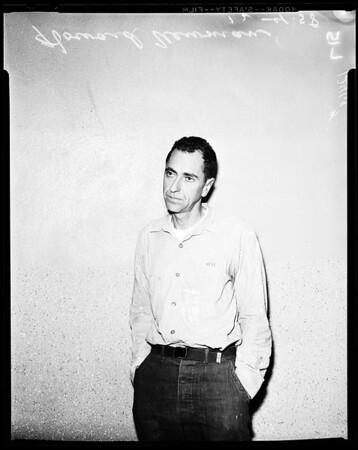 Murder of Roderick MacKenzie (Union Chief), 1958