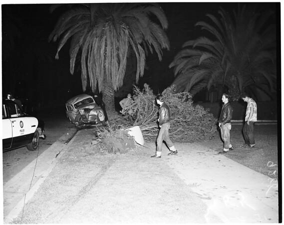 Auto accident (1838 South Victoria), 1951