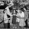 Alhambra Junior Firemen have picnic, 1952