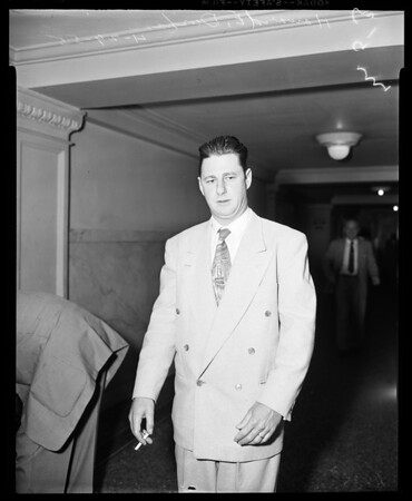 Grand theft, 1955