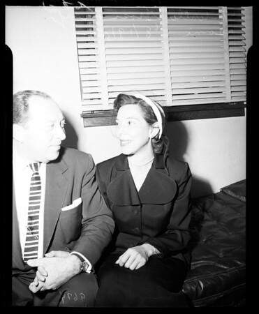 Reconciliation, 1952
