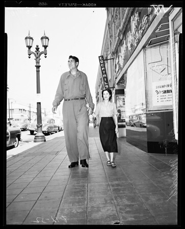 Tallest man in the world, 1952