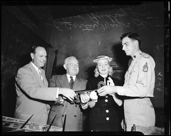 United Service Organizations Week proclaimed, 1952