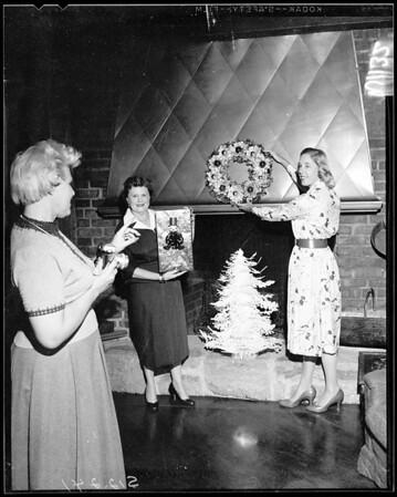 Artisan tea, 1957