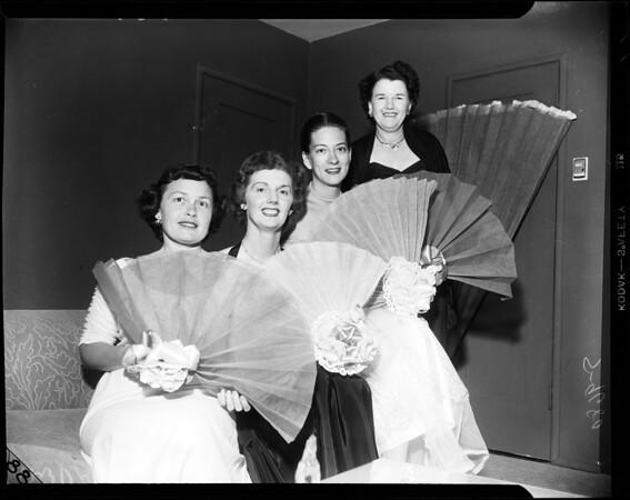 Santa Monica's dance advance, 1952