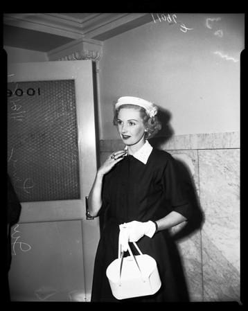 Divorce, 1954