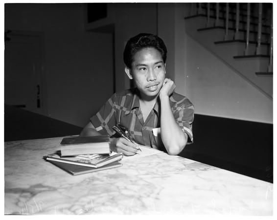 Philippine Boy, 1951
