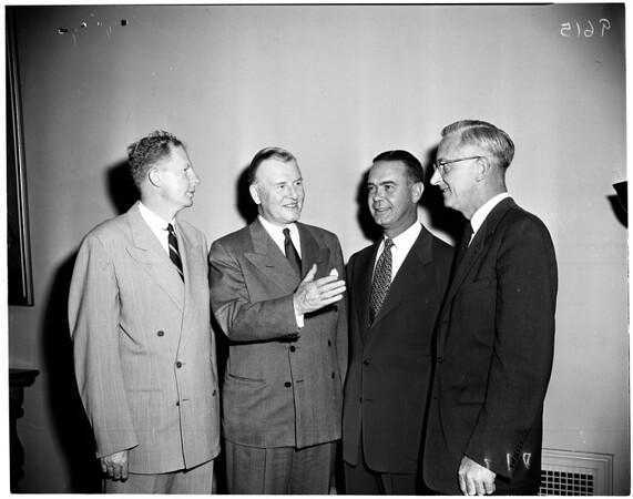 Business advisory group, 1952