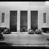 Chino prison, 1952
