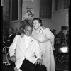 Sixtieth wedding anniversary and golden wedding, 1958