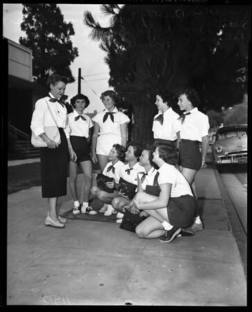 Camp Fire Girl Award, 1955