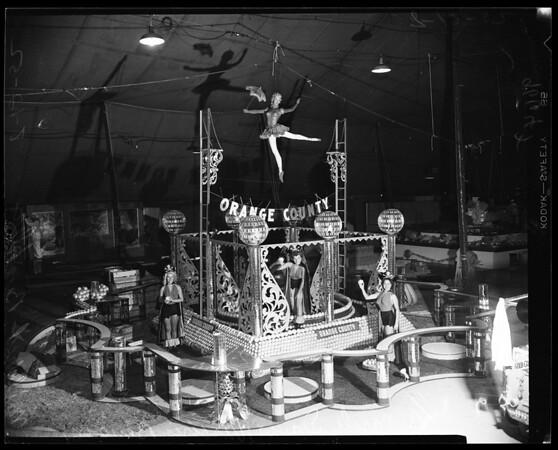 Orange County Fair (Beauty contestants), 1952