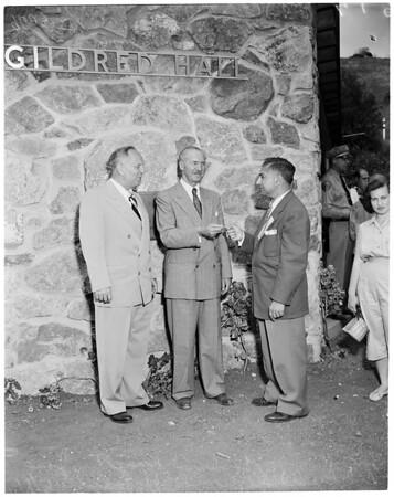 Camp Hess Kramer, 1952