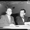 Malouf receiving stolen property, 1954