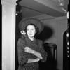 Larry Barnett divorce, 1952