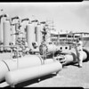 Tour of gas lines (Southern California), Blythe-Desert City-Cactus-Playa del Rey, 1957