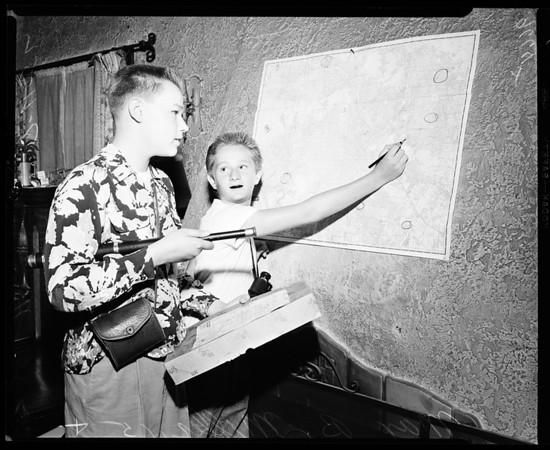 Junior Flying Saucer League, 1952