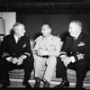 Visiting Navy and Marine Corps officers (Press Club luncheon), 1951