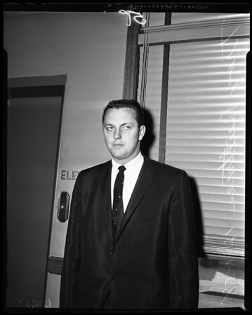 Preliminary hearing on divorce, 1958