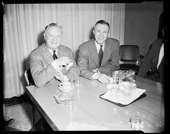 President of Shell Oil Company, 1954