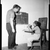 Speech clinic, 1956