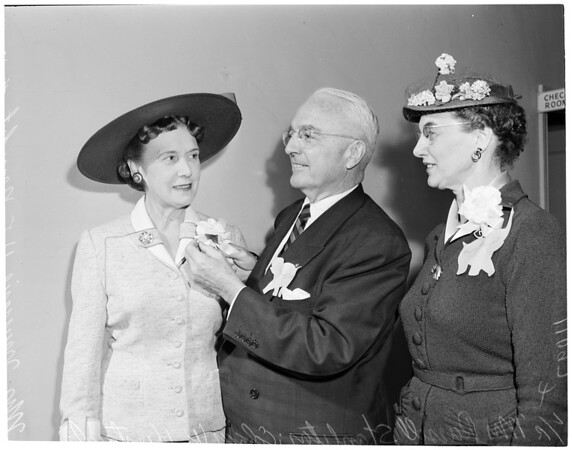 GOP dinner, 1954