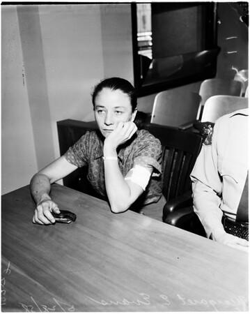 Inquest (murder) (Ponder murder), 1958