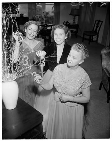 Starlight Ball, 1957