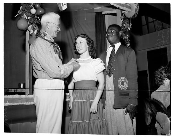 Homecoming -- Orthopedic Hospital, 1952