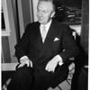Dr. Evans Interview, 1953