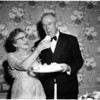 Shaffer golden wedding anniversary, 1958