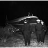 Plane crash North Hollywood (Valhalla), 1951