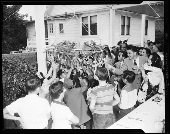 Churches: Filipino church -- Honoring the Blessed Mother (Our Lady of Peace and Safe Voyage), 1954