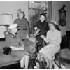 Pasadena Guild Children's Hospital tea, 1957