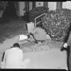 Shooting murder at 13944 Valerio Street, Van Nuys, 1960