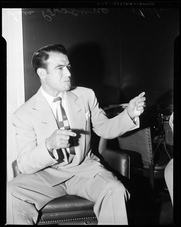 Mexican Matador, 1954