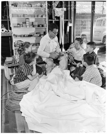 Sailmakers, 1957