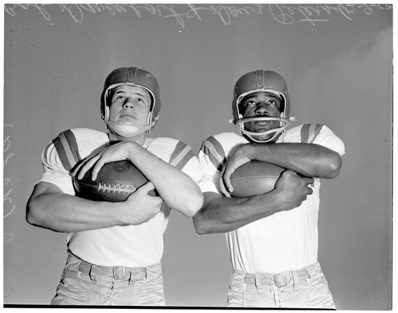 University of California, Los Angeles football, 1955