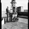 "Anita Mosier (""Miss Los Angeles Harbor""), 1955"