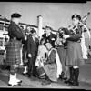 3rd annual Gaelic Feis at Mount Carmel High School, 1954